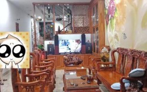 Cần bán Nhà hẻm xe hơi đường Đặng Lộ, Phường 7, Quận Tân Bình