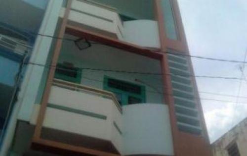 Nhà hẻm hxh 4m Trường Chinh, p14 Tân Bình