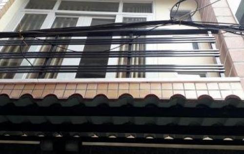 Định cư nước ngoài bán gấp nhà HXH góc Bùi Thị Xuân-Trường Sa,6.5 tỷ.