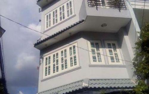 Nhà CĂN GÓC hẻm 2 MẶT TIỀN, Trường Sa-Phạm Văn Hai, 6.4 tỷ.