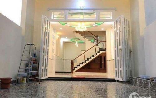 Bán nhà Tân Bình phường 10, 46m2 nở hậu, hẻm 8m chỉ 4,6 tỷ.