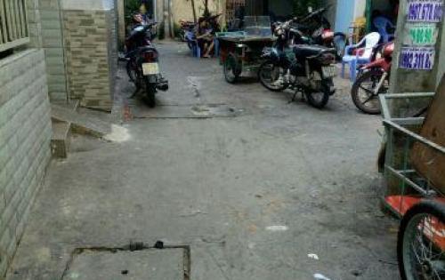 Cần bán nhà đường Thành Mỹ, Tân Bình, dt: 2,65x11,  nở hậu chưa qua đầu tư