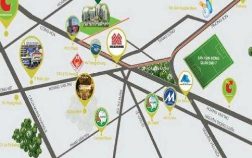 1,9 tỉ sở hữu ngay căn 2 pn  ngay mặt tiền đường cộng hòa  Lh 0932358602