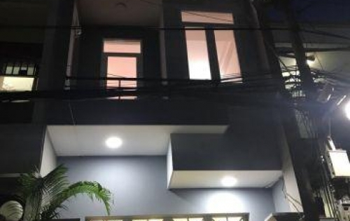 Nhà HXH Gò Dầu, DT 5*17, giá 2,8 tỷ mới xây