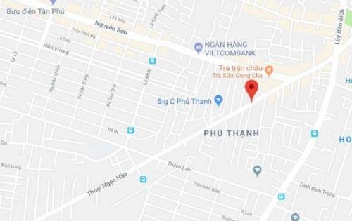 MTKD Thoại Ngọc Hầu Q.Tân Phú - 510m2 - 25.5tỷ