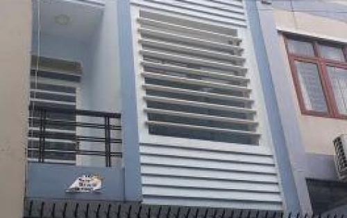 Nhà hẻm 4m Đường B3 quận Tân Phú dt 4 x 15 nhà 3 tấm giá 4,8 tỷ