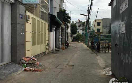 Nhà 2 MT hẻm Nguyễn Suý Quận Tân Phú dt 4,8 x 13 giấy phép xây dựng 3,5 tấm giá bán 4,1 tỷ