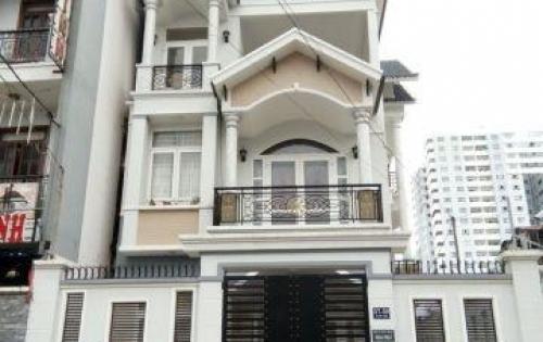 Nhà MTKD đường Nguyễn Thái Học P. Tân Thành dt 8x19 đúc 2 lầu giá 15.9 tỷ