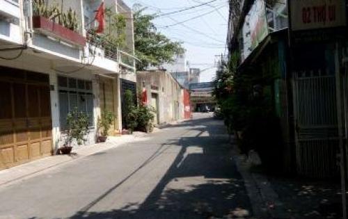 HXH số 14/ đường Đỗ Thừa Luông P. Tân Qúy 4x18.5m gác lửng giá 5.35 tỷ