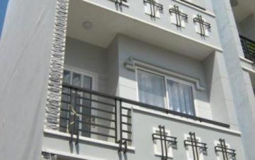 Nhà hxh 6m Ấp Bắc, p13, Tân Bình