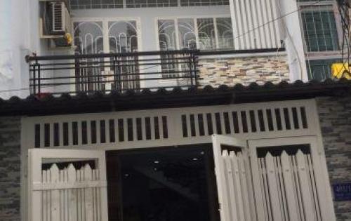 NHÀ RẺ NHẤT QUẬN TÂN PHÚ Bán nhà HXH 5M  tân kỳ tân quý -P.Tân Quý. Tân phú, 4x14m, 1 lầu