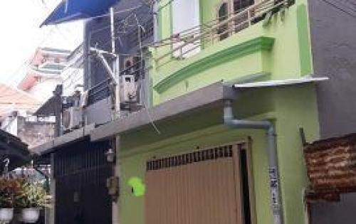 Nhà hẻm 4m Đường Tân Quý Q. Tân Phú dt 4 x 10 nhà 1 lầu bán giá 3,6 tỷ