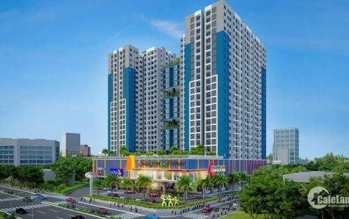Bán căn hộ trung tâm Thủ Đức kết nối giao thông thuận lợi giá 1 tỷ 2