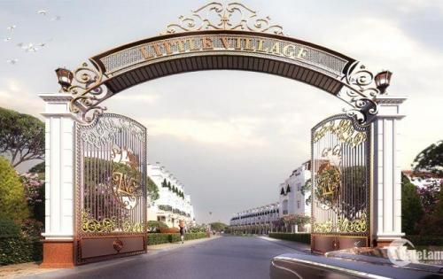 Giá gốc CĐT chỉ 9 tỷ 1 trệt 2 lầu, nhà phố biệt lập, kiến trúc Châu Âu trên trục Phạm Văn Đồng