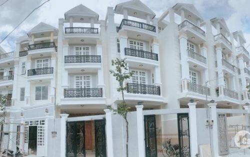 Mở bán dãy nhà phố mới xây dọc QL13 Phạm Văn Đồng Hiệp Bình đảm bảo chất lượng thích hợp cho khách ở và đầu tư