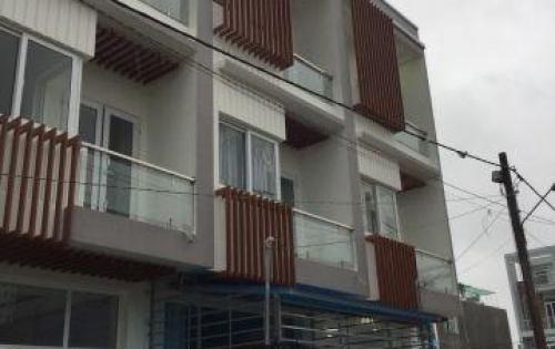 Bán nhà 1 trệt 3 lầu đường 22 Linh Đông 62m2 có sân đậu xe giá 4 tỷ 4