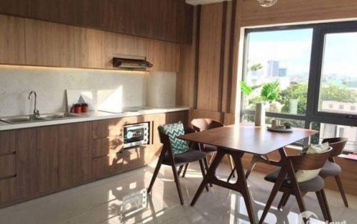 Bán căn hộ 1 phòng ngủ siêu víp,view biển và núi Đà Nẵng.