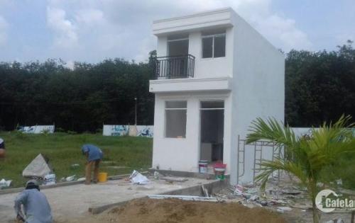 Nhà phố 1 trệt 1 lầu 280tr/căn trungtam6 thị xã Phú Mỹ tỉnh Bà Rịa