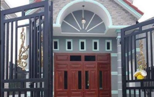 Vê quê bán gấp căn nhà tại Tân phước khánh Tx.Tân uyên