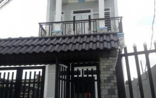 Bán căn nhà tại xã Tân Phước Khánh Thị xã Tân Uyên