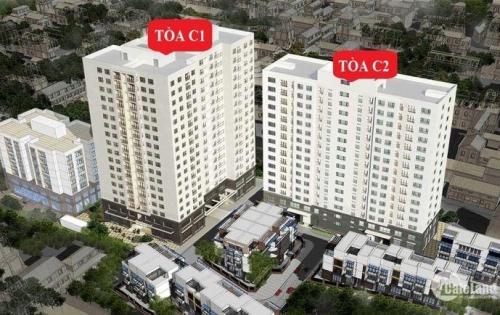 SHOCKKK Căn 3 ngủ hướng ĐN mát mẻ view đẹp giá từ 22tr/m2 chung cư c1 c2 Xuân Đỉnh