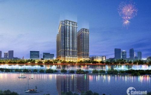 Sắm nhà trời Thu, cùng nhau vi vu. 2,35 tỷ sở hữu căn hộ 2PN 65m²