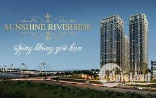 Cần bán gấp căn hộ 80m2 giá 2.5 tỷ, full nội thất và các tiện ích khác tại Sunshine Riverside, liên hệ PKD CĐT Mrs Mai: 0983.084.258