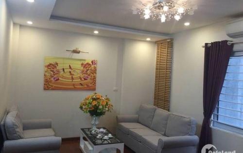 Bán nhà khu Võng Thị, Trích Sài vài bước ra Hồ Tây, 42m x 5 tầng, mặt tiền 6m, nở hậu, 3.45tỷ.