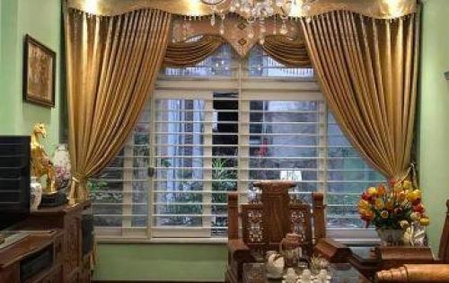 Cần bán gấp nhà mới đẹp Thụy Khuê, DT 40m2x5 tầng, MT 4m, giá 4,5 tỷ