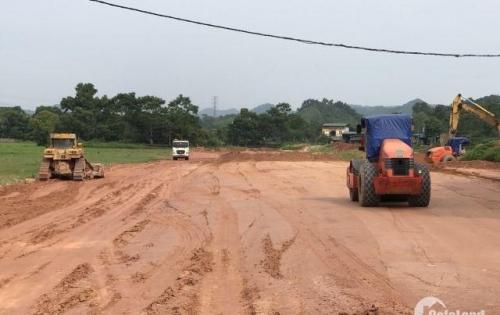 Chính chủ bán lô đất liền kề LK2501 khu Sunshine - Mặt đường Bắc Sơn kéo dài (đg Hồ Núi Cốc)