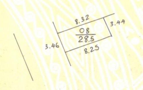Bán nhà cấp 28.5m2 Khu tập thể, Ngọc Hồi, Thanh Trì, Hà Nội