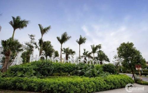 Chỉ từ 1,4 tỷ sở hữu căn hộ 65.25m2, 2PN trong KĐT sinh thái Hồng Hà, vị trí đẹp, full tiện ích