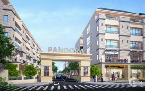 Suất ngoại giao biệt thự tại Pandora Thanh Xuân giá rẻ duy nhất