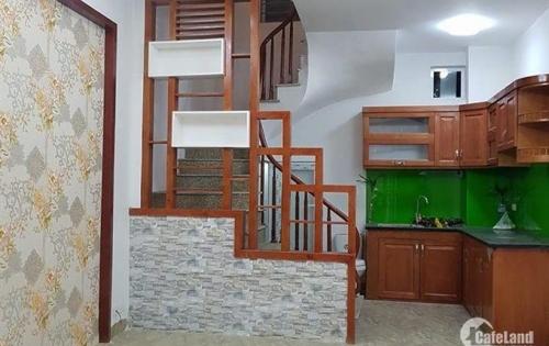 Nhà mới đẹp 5 tầng Khu Nguyễn Trãi, Tây Sơn 36m giá 3,4 tỷ.