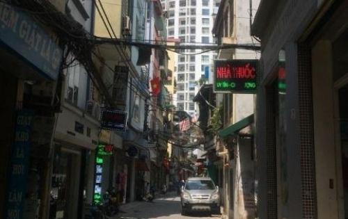 Mặt Phố Khu Trung Tâm 51m2, MT 4,5 Cự Lộc, Thanh Xuân 7 tỷ cần bán!.