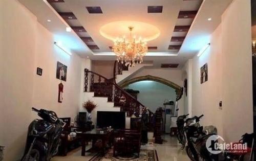 Nhà mới ngõ oto đỗ Lê Trọng Tấn 5 tầng, 40m2 giá 4,5 tỷ.