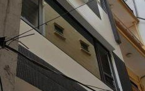 Nhanh tay sở hữu nhà 5x50m2 siêu đẹp phố Tô Vĩnh Diện chỉ 5,5 Tỷ