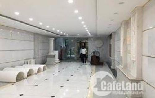 Cho thuê văn phòng đẹp nhất phố 160m2 sàn tại số 47 Nguyễn Xiển – Khuất Duy Tiến
