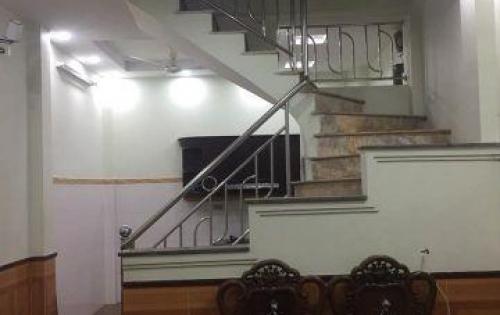 Bán nhà riêng Nguyễn Trãi ngõ oto 32 m2x4T giá 3 tỷ.
