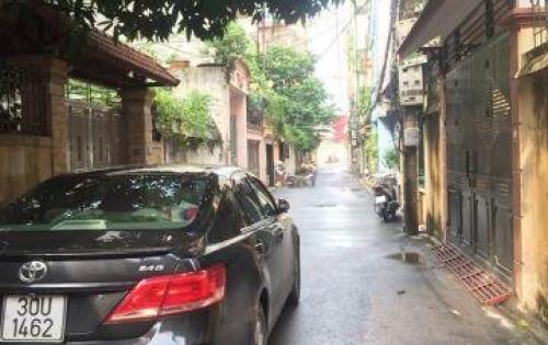 Bán nhà riêng ngõ oto Lê Trọng Tấn 40m2x5T giá 4,5 tỷ.