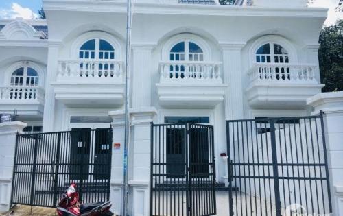 Bán nhà 1 trệt 1 lầu đừng nhựa 5.5m tại Phú Lợi trung tâm Thủ Dầu Một Bình Dương thiết kế sang trọng thích hợp để ở có sân ô tô