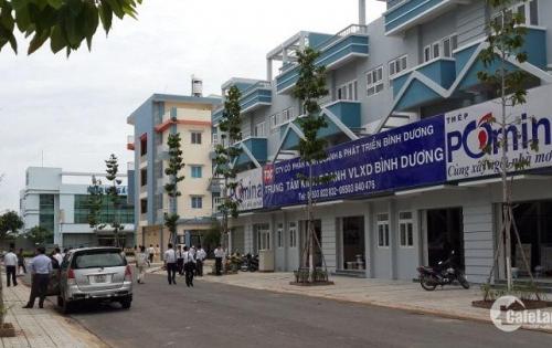 Becamex Mở Bán Nhà Phố Liên Kết thương mại Uni Town Trung Tâm TP. Mới  Bình Dương
