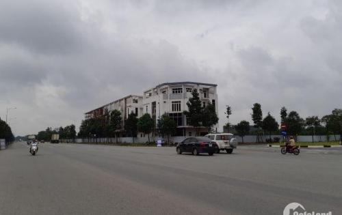 Bán nhà 3 mặt tiền thành phố Thủ Dầu Một, DT 105m2, 1 trệt 3 lầu
