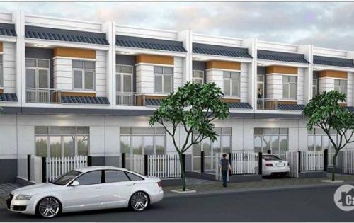 Nhà phố 1 trệt 1 lầu Thuận an, Bình Dương