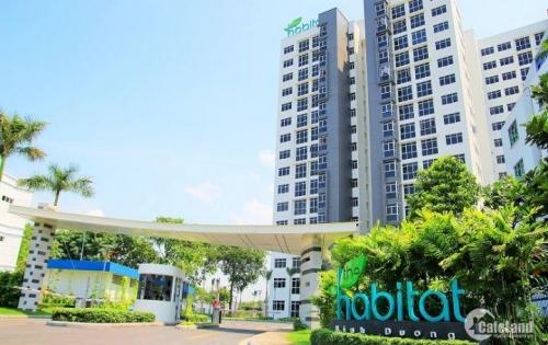 Mở bán căn hộ The Habitat giai đoạn II chiết khấu lên đến 150tr tọa lạc tại đầu cổng Vsip I Thuận An, Bình Dương