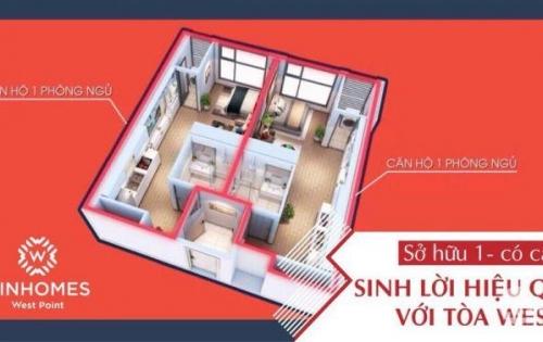 Vinhomes Westpoint cạnh bảo tàng Hà Nội, mở bán đợt 1