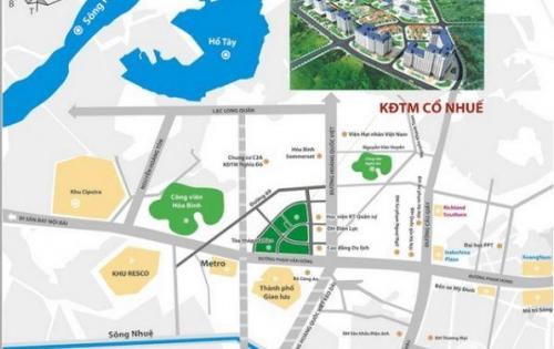 Bán chung cư Giá rẻ, chỉ từ 1.4 tỷ/căn- Đường Hoàng Quốc Việt, nhận nhà ở ngay.