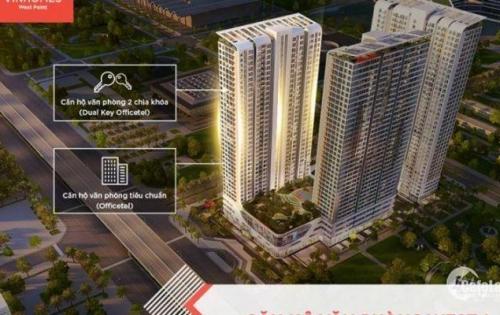 """Bán chung cư 3 ngủ """"2 chìa khóa"""" chính sách chủ đầu tư chỉ cần 330 triệu sở hữu ngay căn hộ tại Đỗ Đức Dục."""