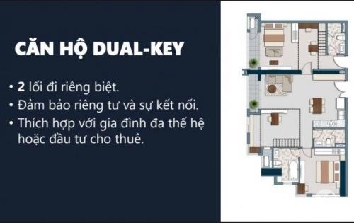 """Chung cư """"2 chìa khóa"""" lần đầu tiên tại Việt Nam cam kết lợi nhuận = """"USD"""", rủi ro = """"không"""" tại Vinhomes West Point"""