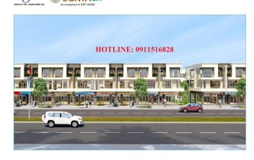 Chính thức ra mắt dự án SHOPHOUSE HOT nhất Bắc Ninh
